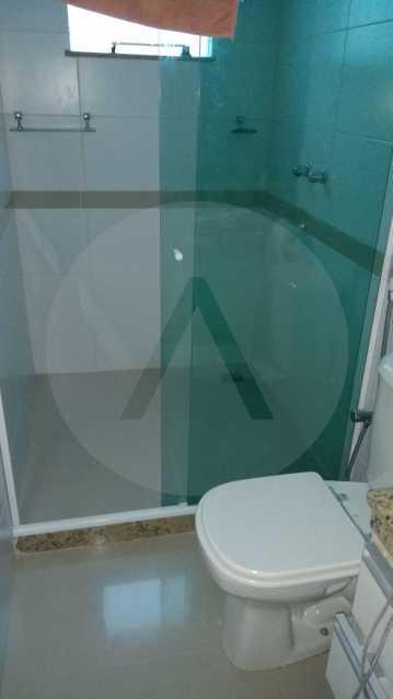 12 - Casa Duplex Itaipu. - Imobiliária Agatê Imóveis vende Casa em Condomínio de 168 m² Itaipu - Niterói por 830 mil reais. - HTCN40042 - 13