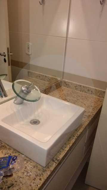 13 - Casa Duplex Itaipu. - Imobiliária Agatê Imóveis vende Casa em Condomínio de 168 m² Itaipu - Niterói por 830 mil reais. - HTCN40042 - 14