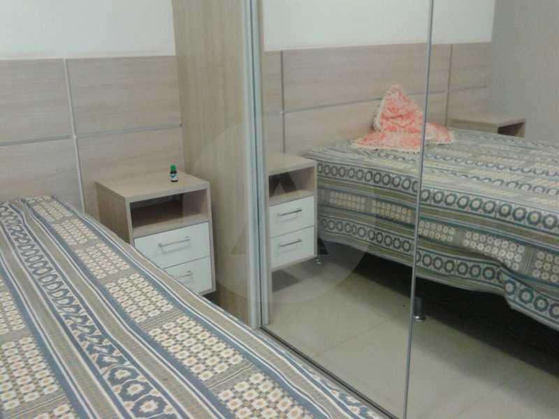 16 - Casa Duplex Itaipu. - Imobiliária Agatê Imóveis vende Casa em Condomínio de 168 m² Itaipu - Niterói por 830 mil reais. - HTCN40042 - 17