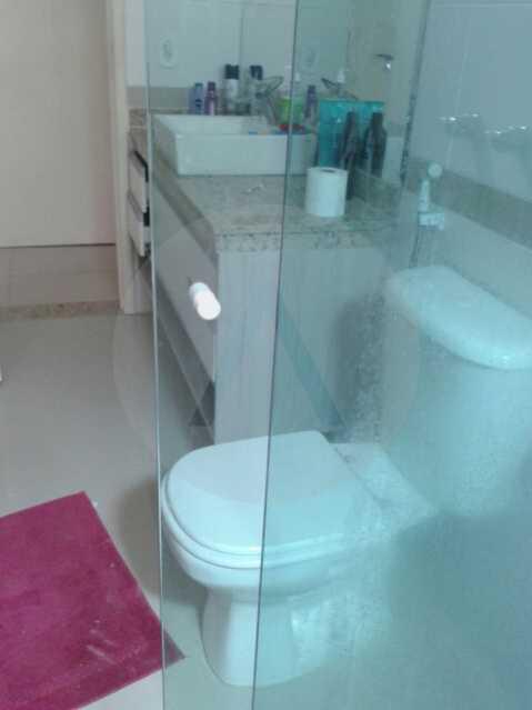 21 - Casa Duplex Itaipu. - Imobiliária Agatê Imóveis vende Casa em Condomínio de 168 m² Itaipu - Niterói por 830 mil reais. - HTCN40042 - 22
