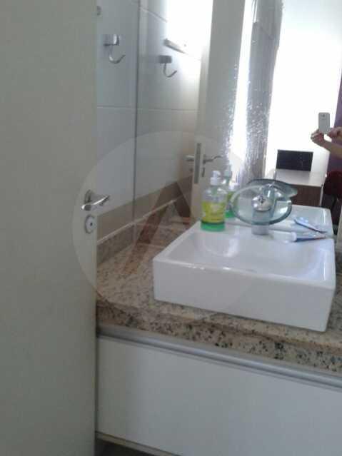 24 - Casa Duplex Itaipu. - Imobiliária Agatê Imóveis vende Casa em Condomínio de 168 m² Itaipu - Niterói por 830 mil reais. - HTCN40042 - 25