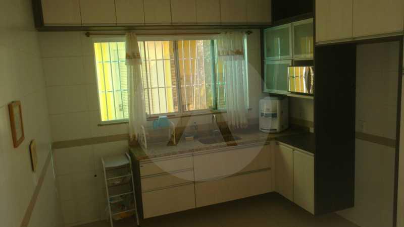 5 - Casa Duplex Itaipu - Imobiliária Agatê Imóveis vende Casa em Condomínio de 168 m² Itaipu - Niterói por 830 mil reais. - HTCN40042 - 6