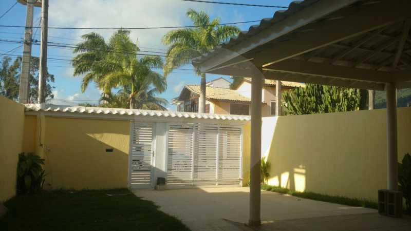 29 - Casa Duplex Itaipu - Imobiliária Agatê Imóveis vende Casa em Condomínio de 168 m² Itaipu - Niterói por 830 mil reais. - HTCN40042 - 30