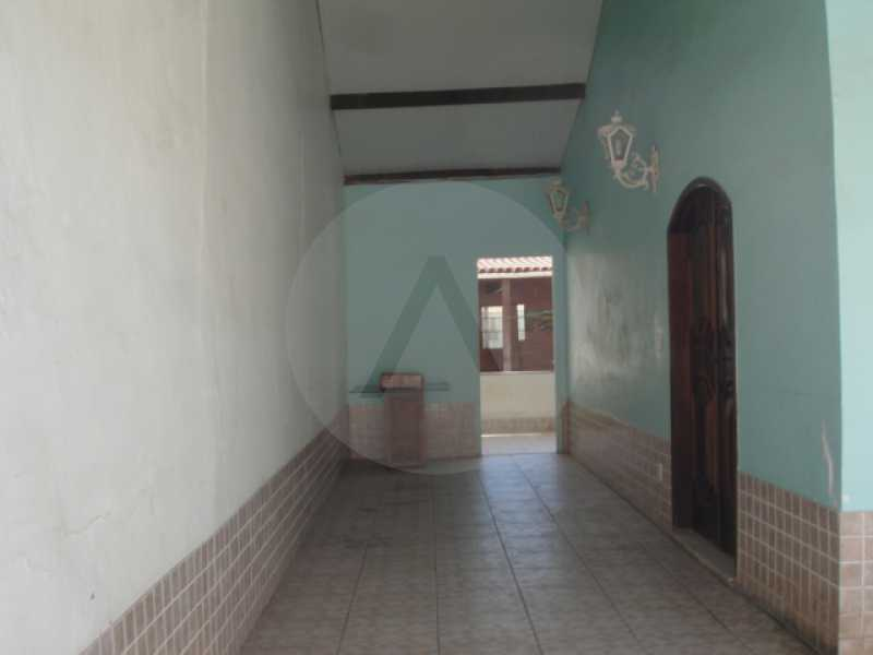 3  - Casa Piratininga - Imobiliária Agatê Imóveis vende Casa de 300 m² Piratininga - Niterói por 900 mil reais - HTCA30147 - 4