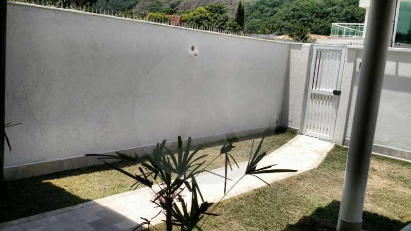 3 Casa 3 suítes Itaipu Niter? - Imobiliária Agatê Imóveis vende Casa Duplex -² Itaipu - Niterói. - HTCA30148 - 4
