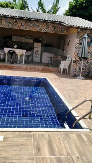 10 Casa 3 suítes Itaipu Niter - Imobiliária Agatê Imóveis vende Casa Duplex -² Itaipu - Niterói. - HTCA30148 - 11