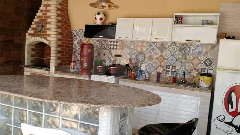12 Casa 3 suítes Itaipu Niter - Imobiliária Agatê Imóveis vende Casa Duplex -² Itaipu - Niterói. - HTCA30148 - 13