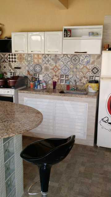 13 Casa 3 suítes Itaipu Niter - Imobiliária Agatê Imóveis vende Casa Duplex -² Itaipu - Niterói. - HTCA30148 - 14