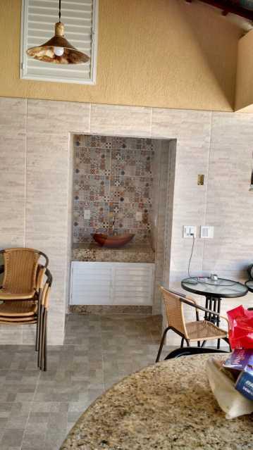 15 Casa 3 suítes Itaipu Niter - Imobiliária Agatê Imóveis vende Casa Duplex -² Itaipu - Niterói. - HTCA30148 - 16