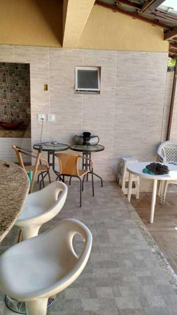 17 Casa 3 suítes Itaipu Niter - Imobiliária Agatê Imóveis vende Casa Duplex -² Itaipu - Niterói. - HTCA30148 - 18
