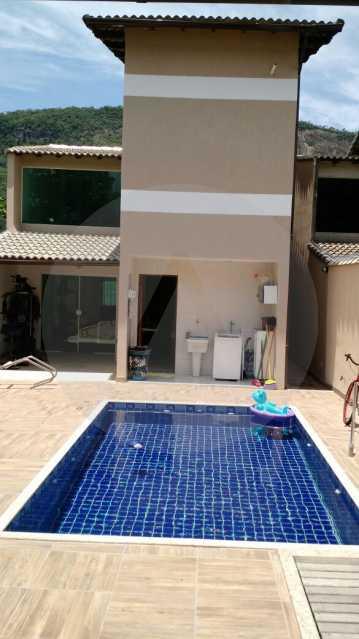 23 Casa 3 suítes Itaipu Niter - Imobiliária Agatê Imóveis vende Casa Duplex -² Itaipu - Niterói. - HTCA30148 - 24