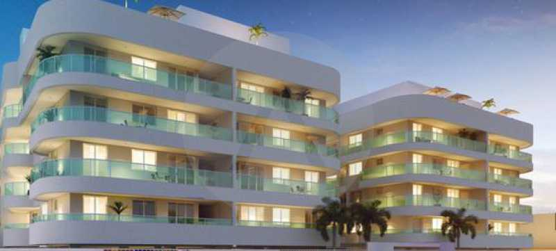 1- Apartamento Padrão Pirati - Imobiliária Agatê Imóveis vende Apartamento de 125 m² Piratininga - Niterói por 700 mil reais. - HTAP20008 - 1