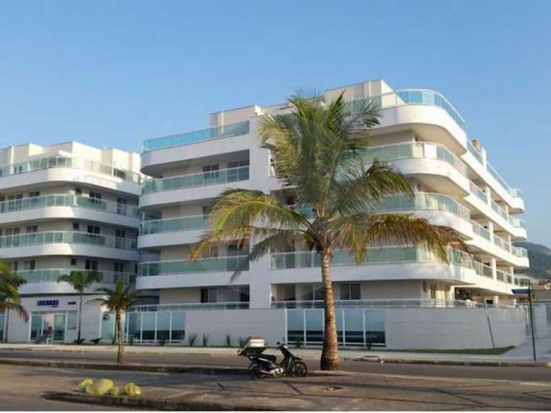 2 - Apartamento Padrão Pirat - Imobiliária Agatê Imóveis vende Apartamento de 125 m² Piratininga - Niterói por 700 mil reais. - HTAP20008 - 3