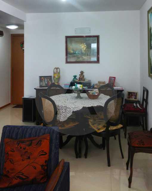 4 - Apartamento Padrão Pirat - Imobiliária Agatê Imóveis vende Apartamento de 125 m² Piratininga - Niterói por 700 mil reais. - HTAP20008 - 5