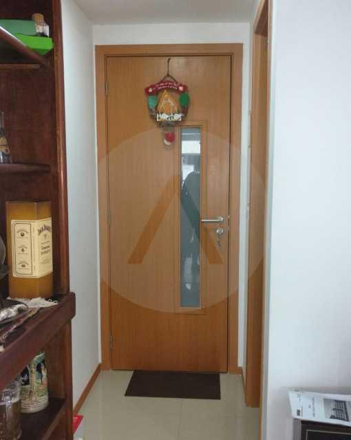 5 - Apartamento Padrão Pirat - Imobiliária Agatê Imóveis vende Apartamento de 125 m² Piratininga - Niterói por 700 mil reais. - HTAP20008 - 6