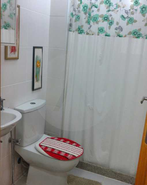 7- Apartamento Padrão Pirati - Imobiliária Agatê Imóveis vende Apartamento de 125 m² Piratininga - Niterói por 700 mil reais. - HTAP20008 - 8