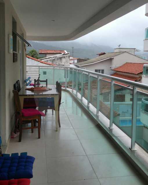 9 - Apartamento Padrão Pirat - Imobiliária Agatê Imóveis vende Apartamento de 125 m² Piratininga - Niterói por 700 mil reais. - HTAP20008 - 10