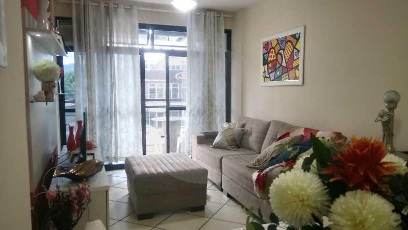 2 Apartamento 2 qtos Itaipu - Imobiliária Agatê Imóveis vende Apartamento de 90 m² Itaipu - Niterói por 400 mil reais - HTAP20009 - 3