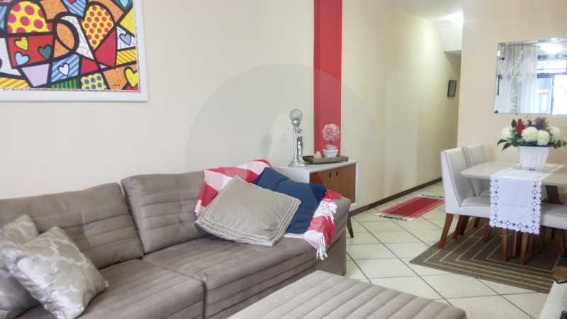 4 Apartamento 2 qtos Itaipu - Imobiliária Agatê Imóveis vende Apartamento de 90 m² Itaipu - Niterói por 400 mil reais - HTAP20009 - 5