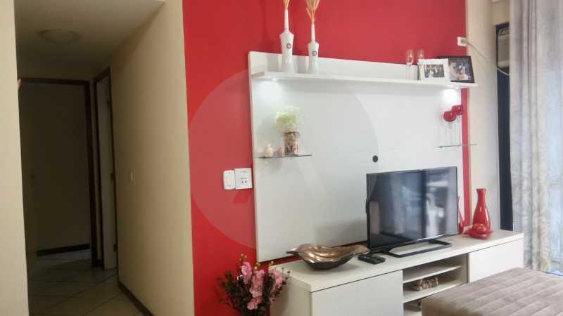 6 Apartamento 2 qtos Itaipu - Imobiliária Agatê Imóveis vende Apartamento de 90 m² Itaipu - Niterói por 400 mil reais - HTAP20009 - 7