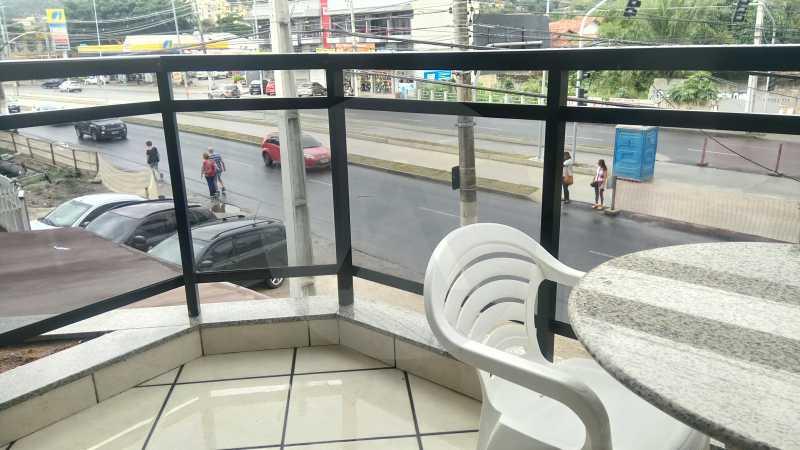 7 Apartamento 2 qtos Itaipu - Imobiliária Agatê Imóveis vende Apartamento de 90 m² Itaipu - Niterói por 400 mil reais - HTAP20009 - 8