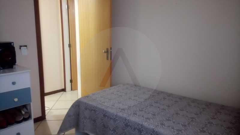 11 Apartamento 2 qtos Itaipu - Imobiliária Agatê Imóveis vende Apartamento de 90 m² Itaipu - Niterói por 400 mil reais - HTAP20009 - 12