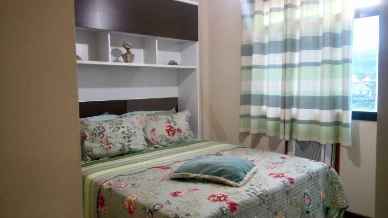 12 Apartamento 2 qtos Itaipu - Imobiliária Agatê Imóveis vende Apartamento de 90 m² Itaipu - Niterói por 400 mil reais - HTAP20009 - 13