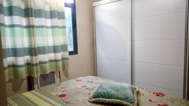 13 Apartamento 2 qtos Itaipu - Imobiliária Agatê Imóveis vende Apartamento de 90 m² Itaipu - Niterói por 400 mil reais - HTAP20009 - 14