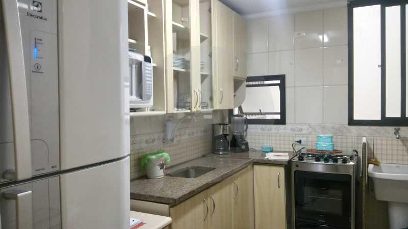 14 Apartamento 2 qtos Itaipu - Imobiliária Agatê Imóveis vende Apartamento de 90 m² Itaipu - Niterói por 400 mil reais - HTAP20009 - 15