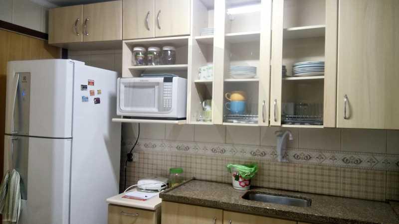15 Apartamento 2 qtos Itaipu - Imobiliária Agatê Imóveis vende Apartamento de 90 m² Itaipu - Niterói por 400 mil reais - HTAP20009 - 16