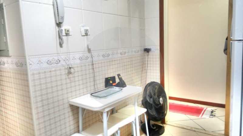 18 Apartamento 2 qtos Itaipu - Imobiliária Agatê Imóveis vende Apartamento de 90 m² Itaipu - Niterói por 400 mil reais - HTAP20009 - 19