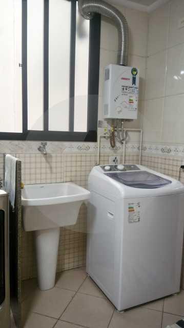 19 Apartamento 2 qtos Itaipu - Imobiliária Agatê Imóveis vende Apartamento de 90 m² Itaipu - Niterói por 400 mil reais - HTAP20009 - 20