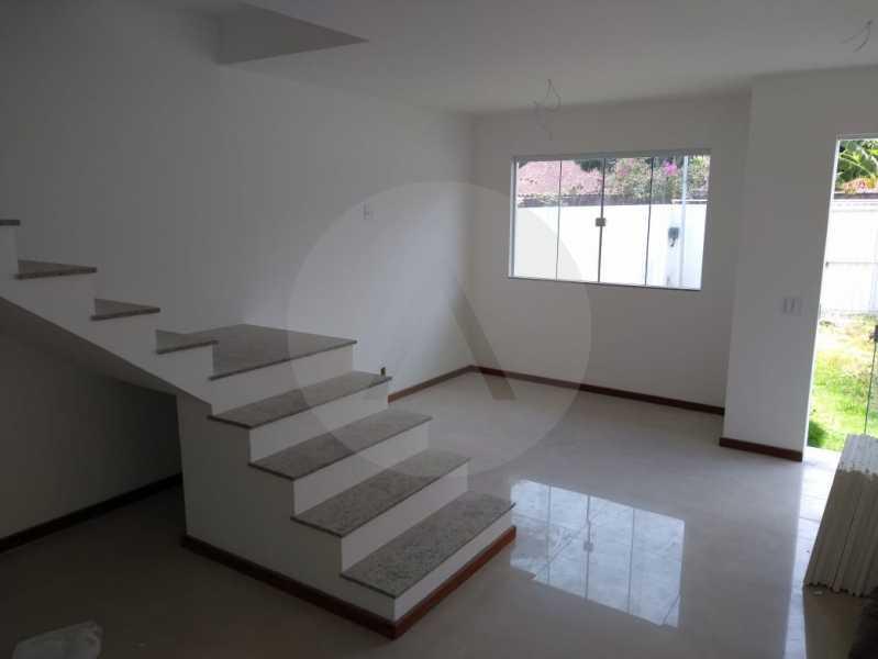 3-Casa Duplex Itaipu. - IMOBILIÁRIA AGATÊ IMÓVEIS VENDE CASA DUPLEX 1ª LOCAÇÃO ITAIPU,NITERÓI. - HTCA30153 - 4