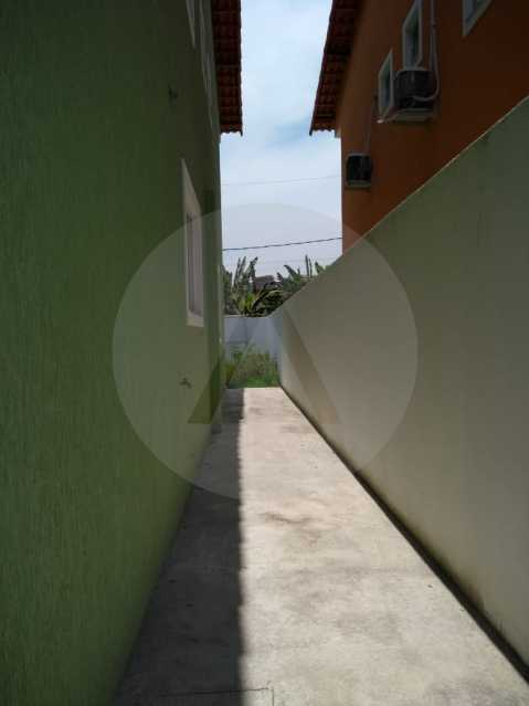 10-Casa Duplex Itaipu. - IMOBILIÁRIA AGATÊ IMÓVEIS VENDE CASA DUPLEX 1ª LOCAÇÃO ITAIPU,NITERÓI. - HTCA30153 - 11