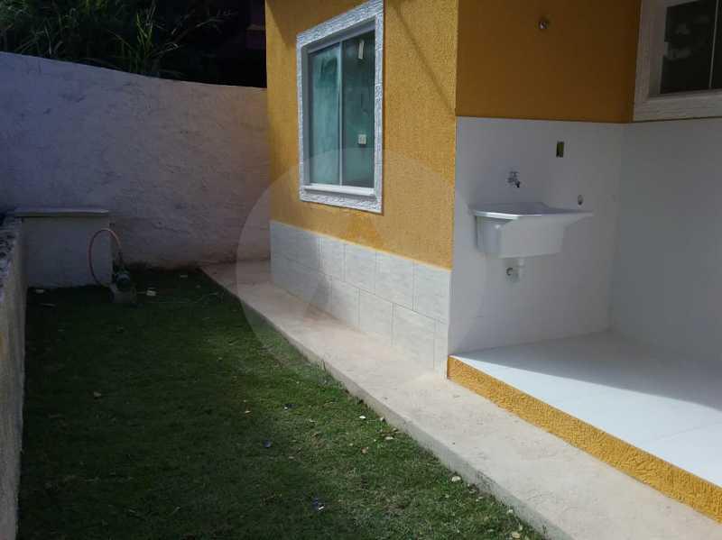 17 Casa 2 quartos Condomínio - Casa em Condominio À Venda - Itaipu - Niterói - RJ - HTCN20033 - 18
