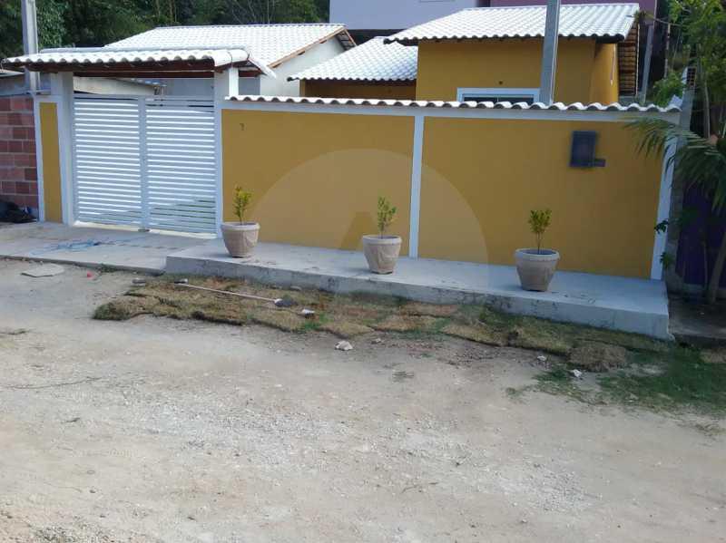 2 Casa 2 quartos Condomínio - Casa em Condominio À Venda - Itaipu - Niterói - RJ - HTCN20033 - 3