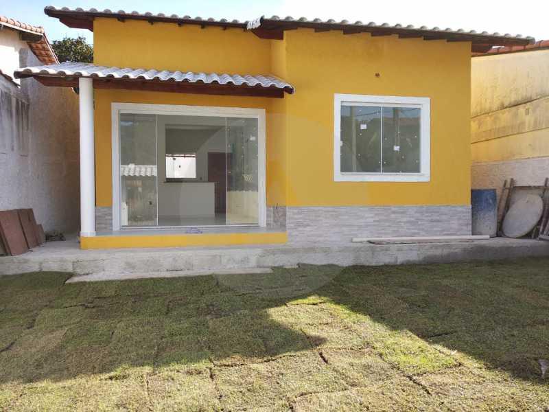 1 Casa 2 quartos Condomínio - Casa em Condominio À Venda - Itaipu - Niterói - RJ - HTCN20033 - 1