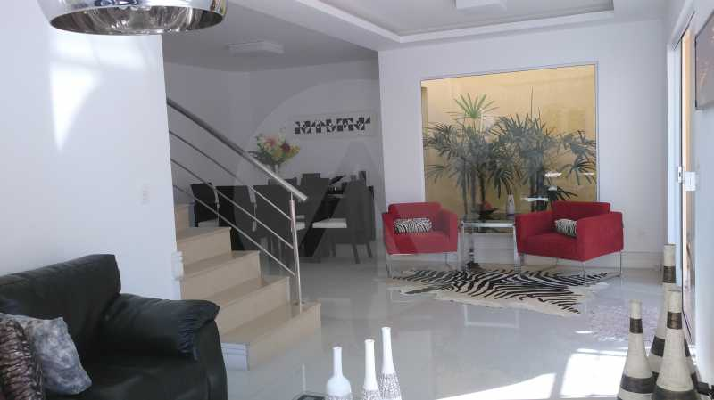 2 Casa Camboinhas - Imobiliária Agatê Imóveis vende Casa de 221 m² Camboinhas - Niterói por 1.800.000,00 mil reais. - HTCA50017 - 3