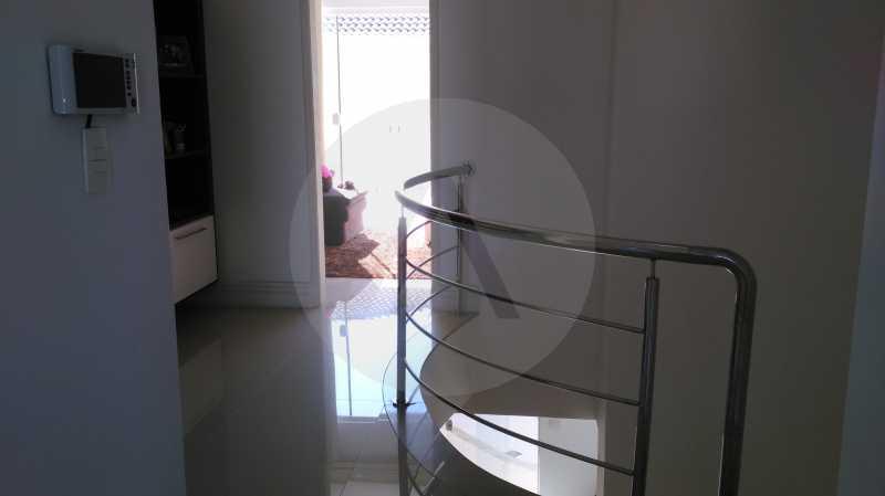 26 Casa Camboinhas - Imobiliária Agatê Imóveis vende Casa de 221 m² Camboinhas - Niterói por 1.800.000,00 mil reais. - HTCA50017 - 27