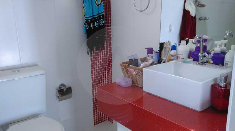 9 Casa Camboinhas - Imobiliária Agatê Imóveis vende Casa de 221 m² Camboinhas - Niterói por 1.800.000,00 mil reais. - HTCA50017 - 10