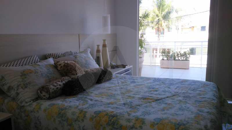 13 Casa Camboinhas - Imobiliária Agatê Imóveis vende Casa de 221 m² Camboinhas - Niterói por 1.800.000,00 mil reais. - HTCA50017 - 14