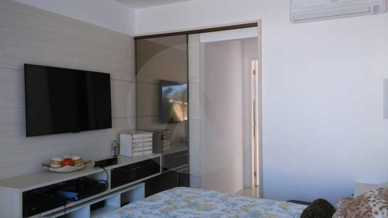 14 Casa Camboinhas - Imobiliária Agatê Imóveis vende Casa de 221 m² Camboinhas - Niterói por 1.800.000,00 mil reais. - HTCA50017 - 15