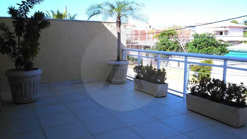 15 Casa Camboinhas - Imobiliária Agatê Imóveis vende Casa de 221 m² Camboinhas - Niterói por 1.800.000,00 mil reais. - HTCA50017 - 16