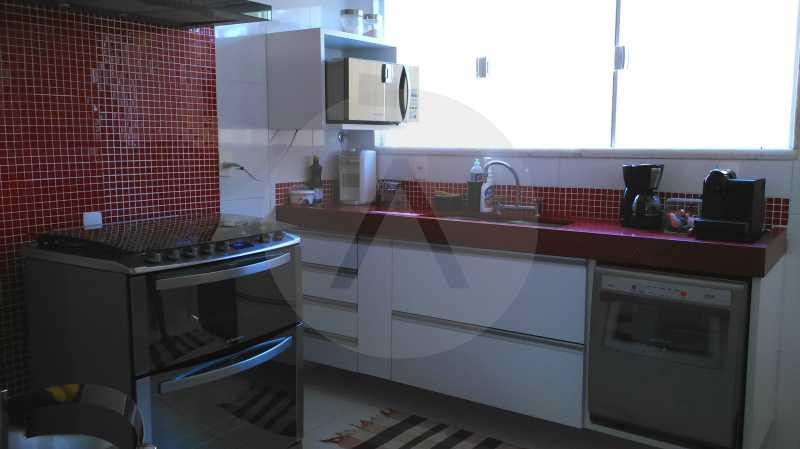 17 Casa Camboinhas - Imobiliária Agatê Imóveis vende Casa de 221 m² Camboinhas - Niterói por 1.800.000,00 mil reais. - HTCA50017 - 18