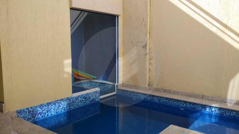 18 Casa Camboinhas - Imobiliária Agatê Imóveis vende Casa de 221 m² Camboinhas - Niterói por 1.800.000,00 mil reais. - HTCA50017 - 19