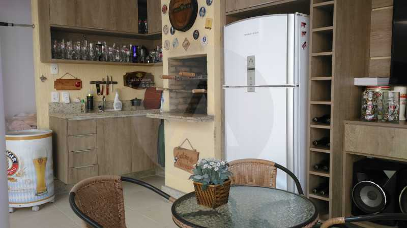 19 Casa Camboinhas - Imobiliária Agatê Imóveis vende Casa de 221 m² Camboinhas - Niterói por 1.800.000,00 mil reais. - HTCA50017 - 20