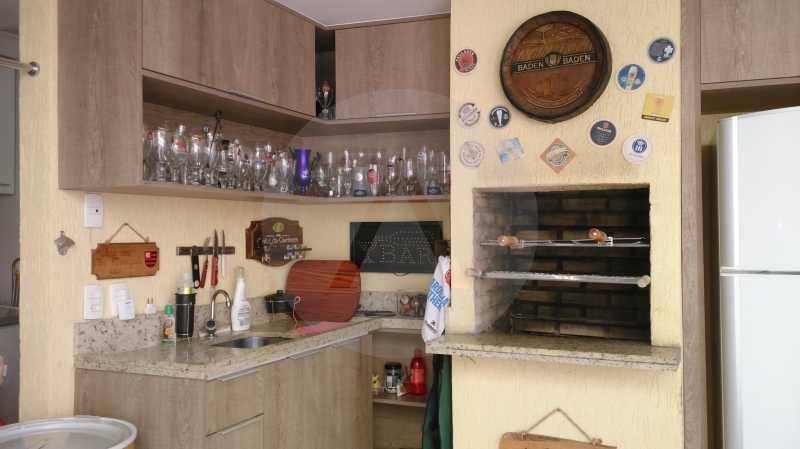 20 Casa Camboinhas - Imobiliária Agatê Imóveis vende Casa de 221 m² Camboinhas - Niterói por 1.800.000,00 mil reais. - HTCA50017 - 21