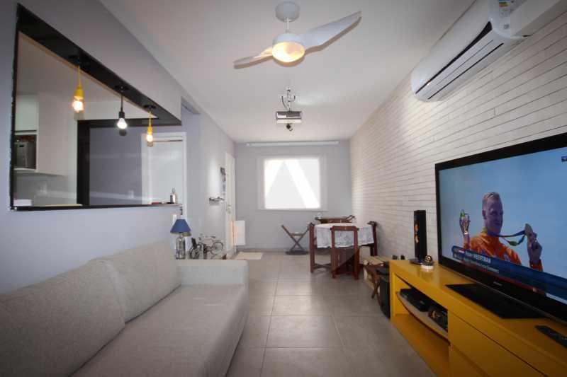 1 Casa Condomínio Itaipu - Casa em Condomínio 2 quartos à venda Itaipu, Niterói - R$ 420.000 - HTCN20020 - 1