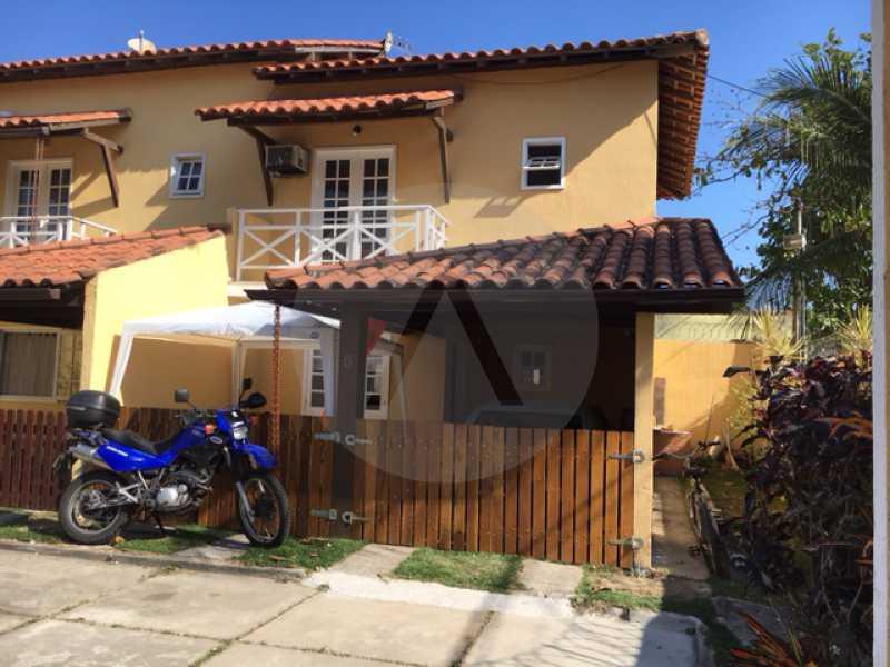 2 Casa Condomínio Itaipu - Casa em Condomínio 2 quartos à venda Itaipu, Niterói - R$ 420.000 - HTCN20020 - 3