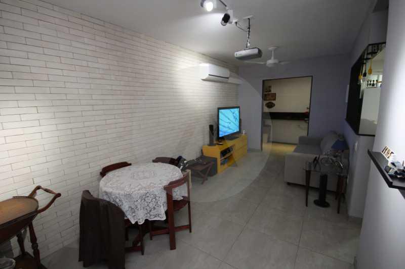4 Casa Condomínio Itaipu - Casa em Condomínio 2 quartos à venda Itaipu, Niterói - R$ 420.000 - HTCN20020 - 5